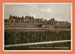 A261 / 055 ROME Roma - Veduta Generale Del Palatino E Rovine Dei Palazzi - Non Classés