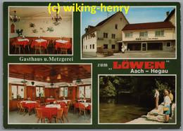 Aach Im Hegau - Gasthaus Und Metzgerei Zum Löwen - Other