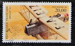 FRANCE 1997 - PA N° 61 - Biplan Breguet XIV - 1960-.... Used