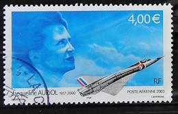 FRANCE 2003 - PA N° 66 - Jacqueline Auriol - Cachet à Date - 1960-.... Matasellados