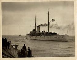 HERTOG HENDRIK  24*18cm SHIP BOAT BATEAU BOOT - Barche
