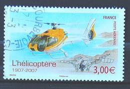 FRANCE 2007 - PA N° 70 Hélicoptère EC 130 - Cachet à Date - 1960-.... Used
