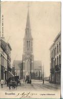 Bruxelles L'Eglise D'Etterbeek - Monumenti, Edifici
