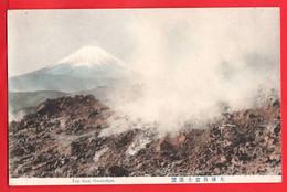 JAPAN  MT FUJI  FROM PWAKIDANI - Andere