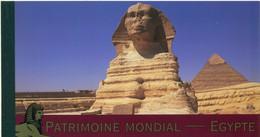 Nations Unies Genève 2005 - Y & T Carnet N. C531 - Patrimoine Mondial. Egypte - Markenheftchen