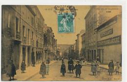 43 - Le Puy - Avenue De Taulhac Animée  Enfants - - Le Puy En Velay