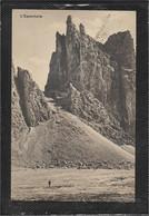 AK 0620  L' Egascharte - Dolomiten ( Gröden , St. Ulrich ) Um 1912 - Bolzano