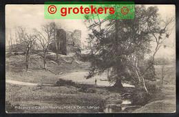 LOWER LARGO Pitcruvie Castle Ruïns, Kiel's Den 1911 Nice Cancellation Of LONDIN LINKS - Perthshire