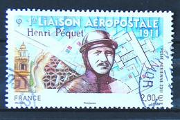FRANCE 2011 - PA N° 74 Henri Péquet - Cachet à Date - 1960-.... Used
