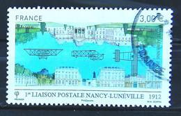 FRANCE 2012 - PA N° 75 Liaison Postale Nancy/Lunéville - Cachet  à Date - 1960-.... Matasellados