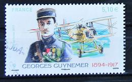 FRANCE 2017 PA N° 81 Georges Guynemer - Cachet à Date - 1960-.... Matasellados
