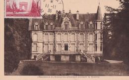 Satenay Le Château Des Tilleuls - Stenay