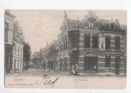 Zeist - 1ste Dorpstraat - De Bazar - 1904 - Zeist