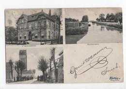 T Gemeenntehuis - Kolhum SNeek - Slochter Toren - 1914 - Sneek