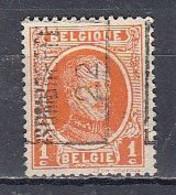 2948 Voorafstempeling Op Nr 190 - SOMBREFFE 22 - Positie A - Roller Precancels 1920-29