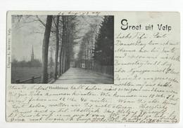 Velp - Hoofdstraat - 1899 - Velp / Rozendaal