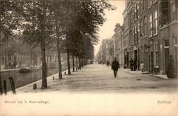 Den Haag - Zuidwal - Groete Uit - 1900 - Den Haag ('s-Gravenhage)