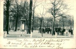 Den Haag - Tournooiveld - Paard Wagen - 1900 - Den Haag ('s-Gravenhage)