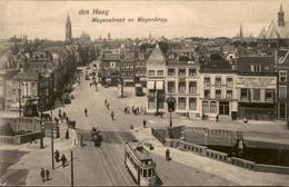 Den Haag - Wagenstraat Wagenbrug Hotel Tram - 1920 - Den Haag ('s-Gravenhage)