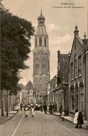 Enkhuizen - Torenstraat St Pancrastoren - 1915 - Enkhuizen