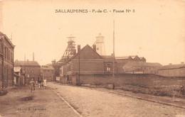 Sallaumines - Fosse 5 - Sonstige Gemeinden