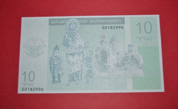NAGORNO-KARABAKH 10 DRAM 2004 UNC - NEUF - Nagorno Karabakh