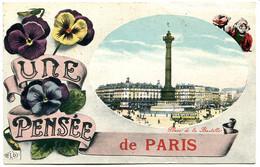 75004 PARIS - Lot De 2 CPA - Voir Détails Dans La Description - Paris (04)