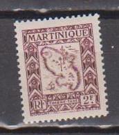 MARTINIQUE        N°  YVERT   TAXE 31  NEUF AVEC CHARNIERES   (Charn  2/38 ) - Segnatasse
