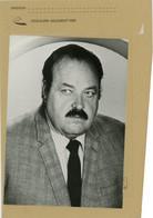"""Photo Originale -  L'acteur WILLIAM CONRAD  Dans """" Flynn , Agent Double """" - Berühmtheiten"""