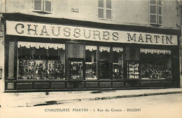 71 , DIGOIN , Magasin Chaussures Martin , * 435 81 - Digoin