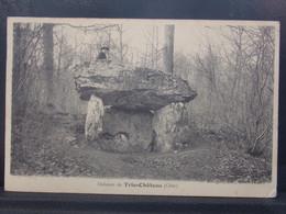 60354 .  DOLMEN DE TRIE CHATEAU  . 1906 - Otros Municipios