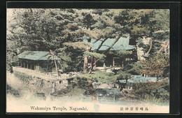 AK Nagasaki, Wakamiya Temple - Unclassified