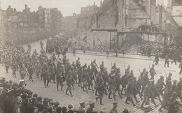 Carte Photo Gu'erre De 1914  (  Saint Quentin  ) - Guerra 1914-18