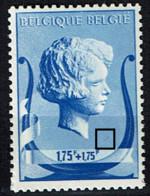 535  **  LV 7  Griffe Entre Cou Et Lyre - Abarten (Katalog Luppi)
