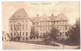 RO 08 - 15854 MEDIAS, Sibiu, Romania - Old Postcard - Used - 1929 - Rumania