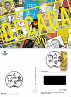 SPAIN. POSTAL STATIONARY FIRST DAY. DECADE 2010. - Unclassified