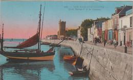 Vendée : LES  SABLES  D '  OLONNE :  Vue   Quai  George 51968 - Sables D'Olonne