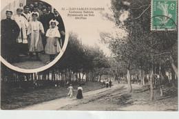 Vendée : LES  SABLES  D '  OLONNE :  Vue   Promenade  Au  Bois Des  Pins - Sables D'Olonne