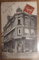 Carte Postale Lens Magasins Des Nouvelles Galeries De La Maison Des Magasins Réunis 1907 - Lens
