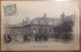Carte Postale Lens Bureaux Des Mines - Lens