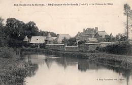 Saint - Jacques De La Lande (35)  - Le Château De L'Ilion. - Autres Communes