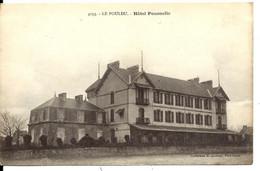 LE POULDU - Hôtel Pouzoulic - H. Laurent N°4253 - Le Pouldu
