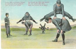 Militärkarte - Frühturnen + 1914 - Sonstige
