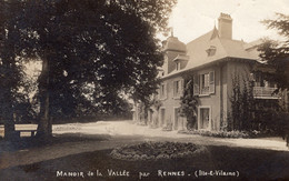 Rennes (35) - Manoir De La Vallée. - Rennes