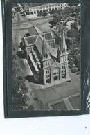 Asie-Viet-Nam-INDOCHINE-SAIGON-Une Vue  Aérienne De La Cathédrale En 1953 - Vietnam