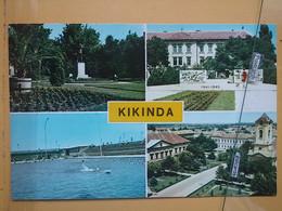 KOV 130-3 - KIKINDA, Serbia, Water Polo Basen, Pool - Servië