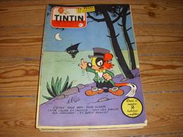 TINTIN 461 22.08.1957 BD Jules VERNE GRANDES ECOLES HEC PARIS TOKYO En 2CV - Tintin