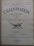 NOMBREUSES PUBLICITES-L ILLUSTRATION N°3725-18 JUILLET 1914 - 1900 - 1949
