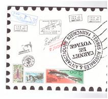 CARNET DE VOYAGE 1998 - Brieven En Documenten