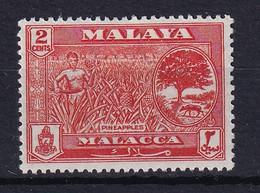 Malaya - Malacca: 1960/62   Pictorial   SG51    2c     MH - Malacca